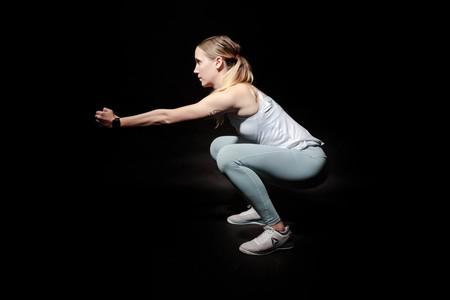 Duck walks o marcha de pato: fortalece tus piernas y core entrenando con animal flow