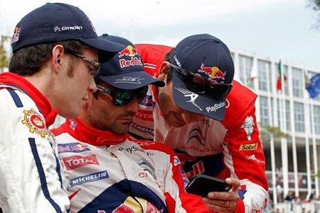 Rally de Argentina 2012: Sébastien Loeb el más rápido en la clasificación. Dani Sordo tercero