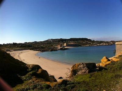 Ría de Arousa: la Isla de Sálvora, su paisaje y su historia