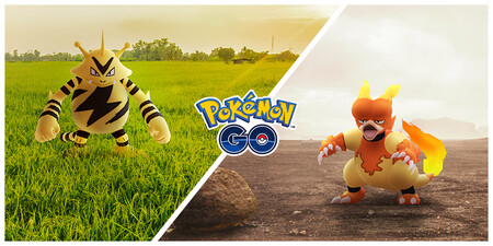 Pokémon GO celebrará el Día de la Comunidad de noviembre por partida doble con Electabuzz y Magmar