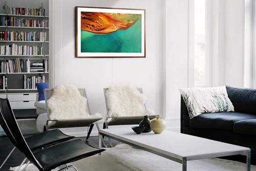 Samsung The Frame: la gama de TVs de diseño, a precio mínimo en Amazon