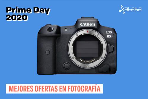 Amazon Prime Day 2020 Fotografía: las mejores ofertas de hoy en cámaras, objetivos y accesorios (14 de octubre - finalizado)