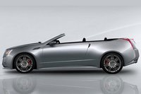 Cadillac CTS Convertible por Droptop Customs para el SEMA Show