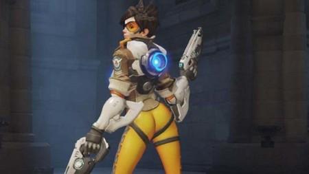Blizzard eliminará una pose de Tracer en Overwatch por quejas en algunos usuarios