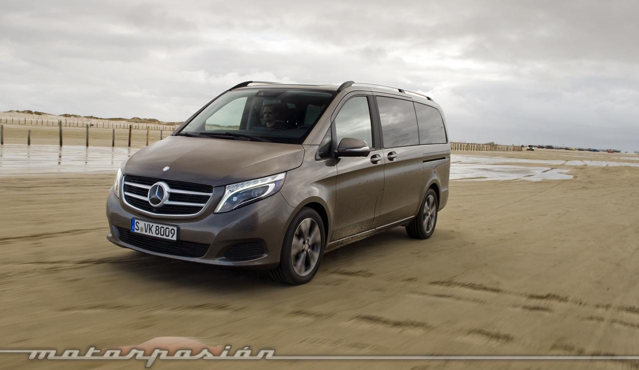 Foto de Mercedes-Benz Clase V (toma de contacto) (17/44)