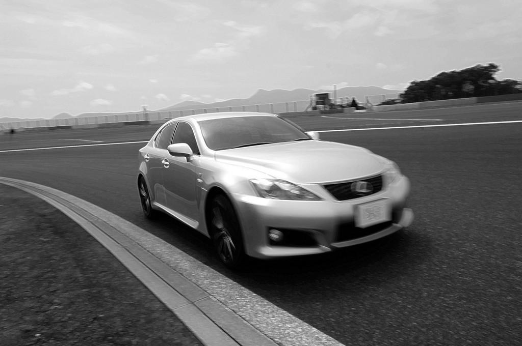 Foto de Lexus IS-F (41/111)