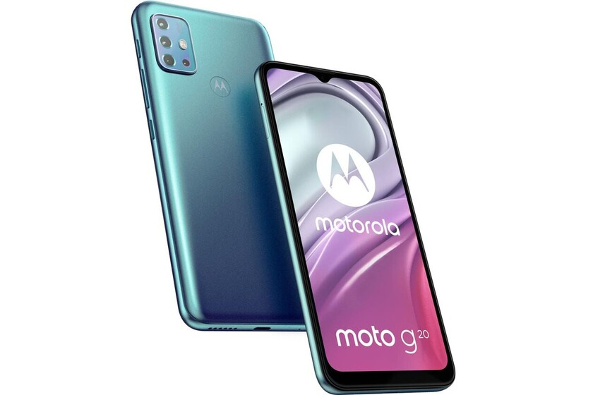 Motorola Moto G20, un móvil con alma de gama baja y especial obsesión por la autonomía
