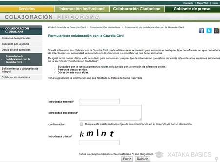 Formulario De Colaboracion Gc