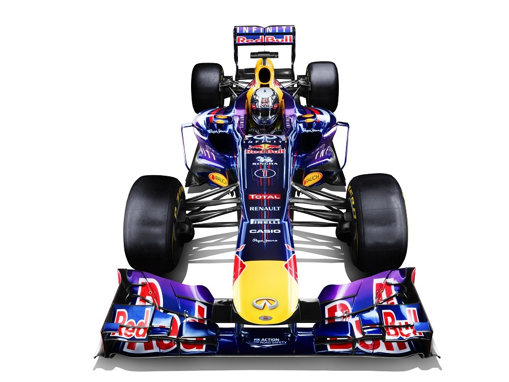 Foto de Red Bull RB9 (3/4)