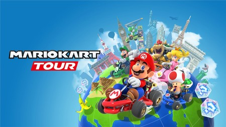 Ya puedes competir por equipos en las carreras multijugador de Mario Kart Tour
