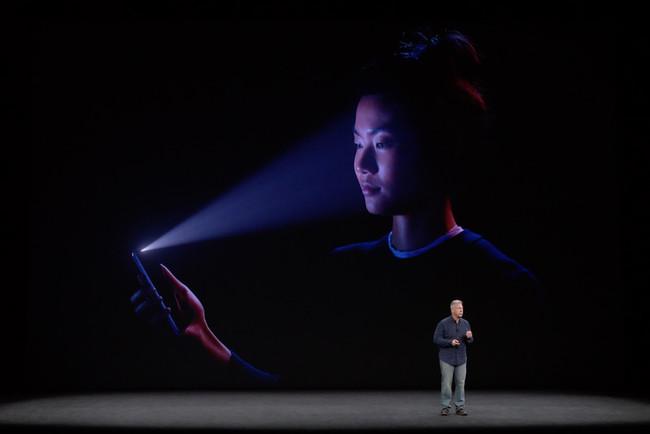 Sistema De Reconocimiento Y Desbloqueo Facial De Apple