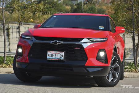 Chevrolet Blazer 3