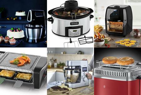"""""""Ofertas de septiembre"""" en Amazon: la mejor ocasión para comprar robots de cocina y pequeños electrodomésticos"""