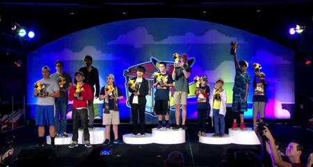 Campeones Pokemon 2016