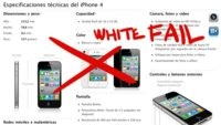 El iPhone 4 blanco sigue en busca y captura