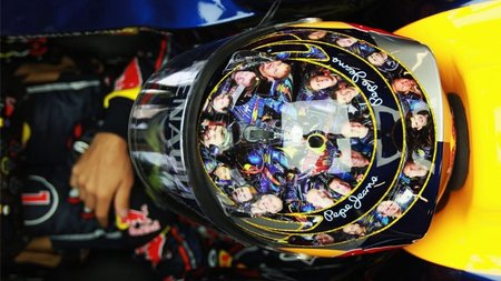 GP de Gran Bretaña F1 2011: terceros libres con Sebastian Vettel a la cabeza y los Ferrari en la zona alta