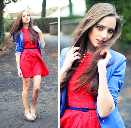 vestido rachel