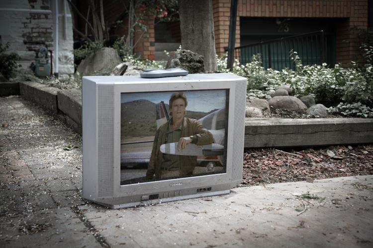 Foto de Televisiones Abandonadas, por Alex Beker (7/14)