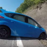 Dolorpasión™: Un Ford Focus RS y el mal uso de su Drift Mode en video