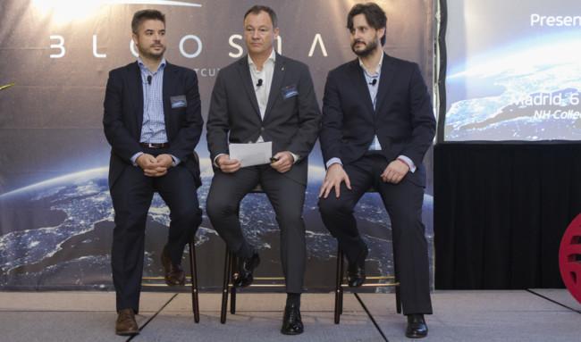 Presentación de Bloostar en Madrid