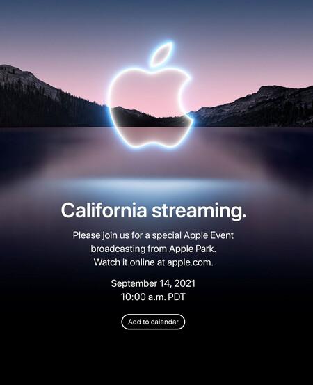Invitacion Apple