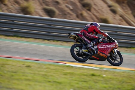 Alcoba Aragon Moto3 2021