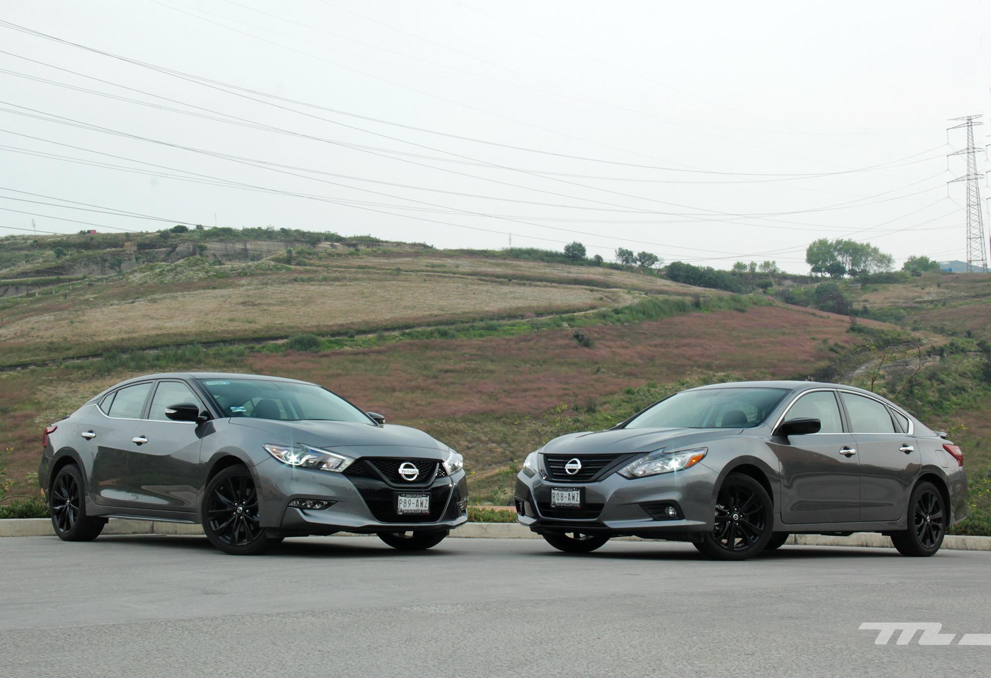 Foto de Nissan Altima y Máxima Midnight Edition (1/18)