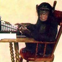 El teorema de los monos infinitos y los orígenes de la creatividad