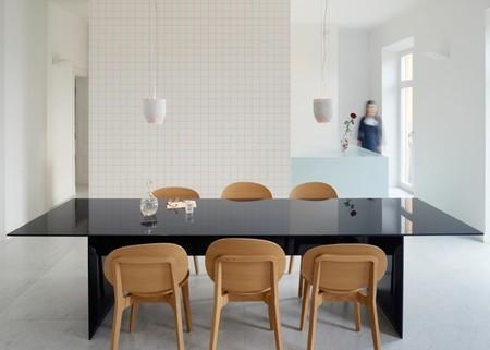 Colección de papel pintado con dibujos geométricos e inspiración modernista de Claesson Koivisto Rune