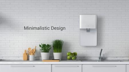 Lo nuevo de Xiaomi es un purificador de agua que se conecta a nuestro smartphone y nos permite hacer nuestros propios filtros