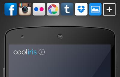Cooliris, el increíble gestor de servicios fotográficos llega a Android