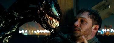 Continúa el drama de 'Venom': Tom Hardy cree que falta lo mejor de la película y las primeras opiniones parecen confirmarlo