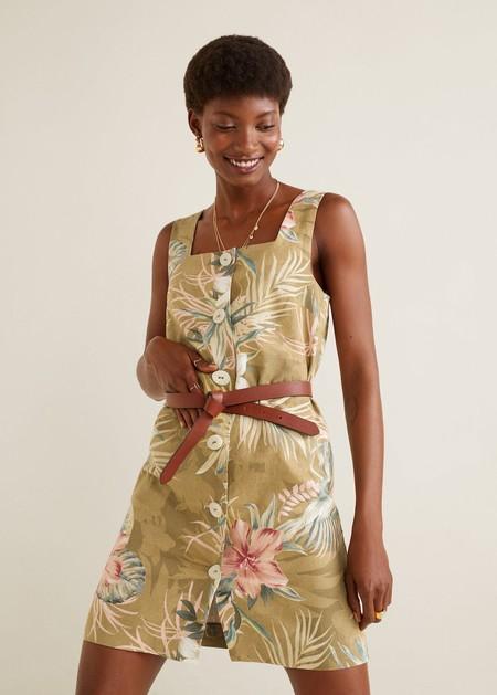 Vestido Verano Rebajas Mango 06