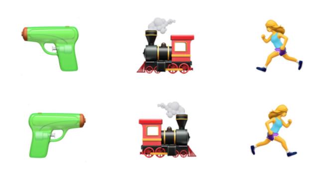 Emojis Girados