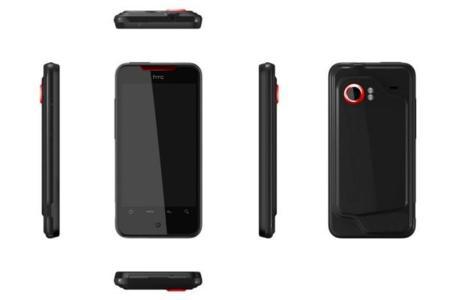 HTC Incredible ya tiene especificaciones pero no sorprenden
