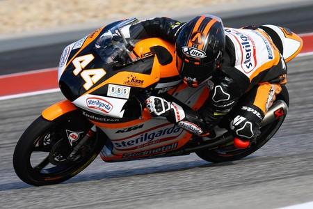 Aron Canet Jerez 2019 Moto3