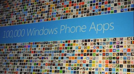 Marketplace supera las 100.000 aplicaciones con Windows Phone 8 en el horizonte