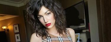 Cuenta atrás para la Casa de Papel: Úrsula Corberó incendia Instagram con su look. Los labios y las uñas en rojo jamás pasarán de moda