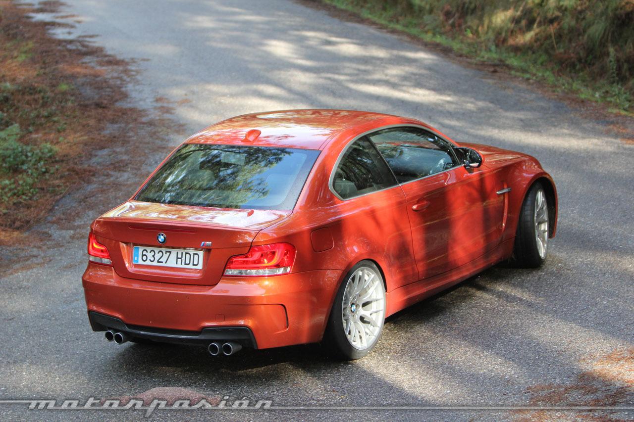 Foto de BMW Serie 1 M Coupé (Prueba) (21/60)