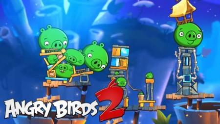 Angry Birds 2 nos muestra su gameplay en su nuevo video