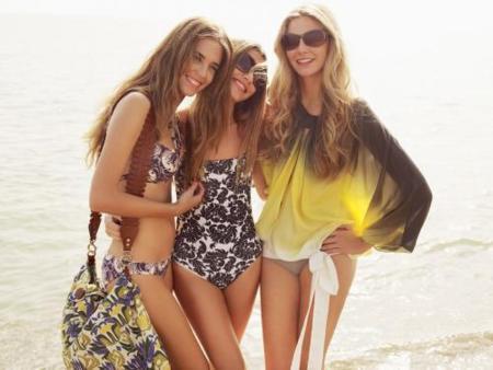 hoss intropia bikinis