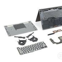 """El despiece completo del nuevo MacBook Pro de 16"""" nos muestra qué esconde en su interior"""