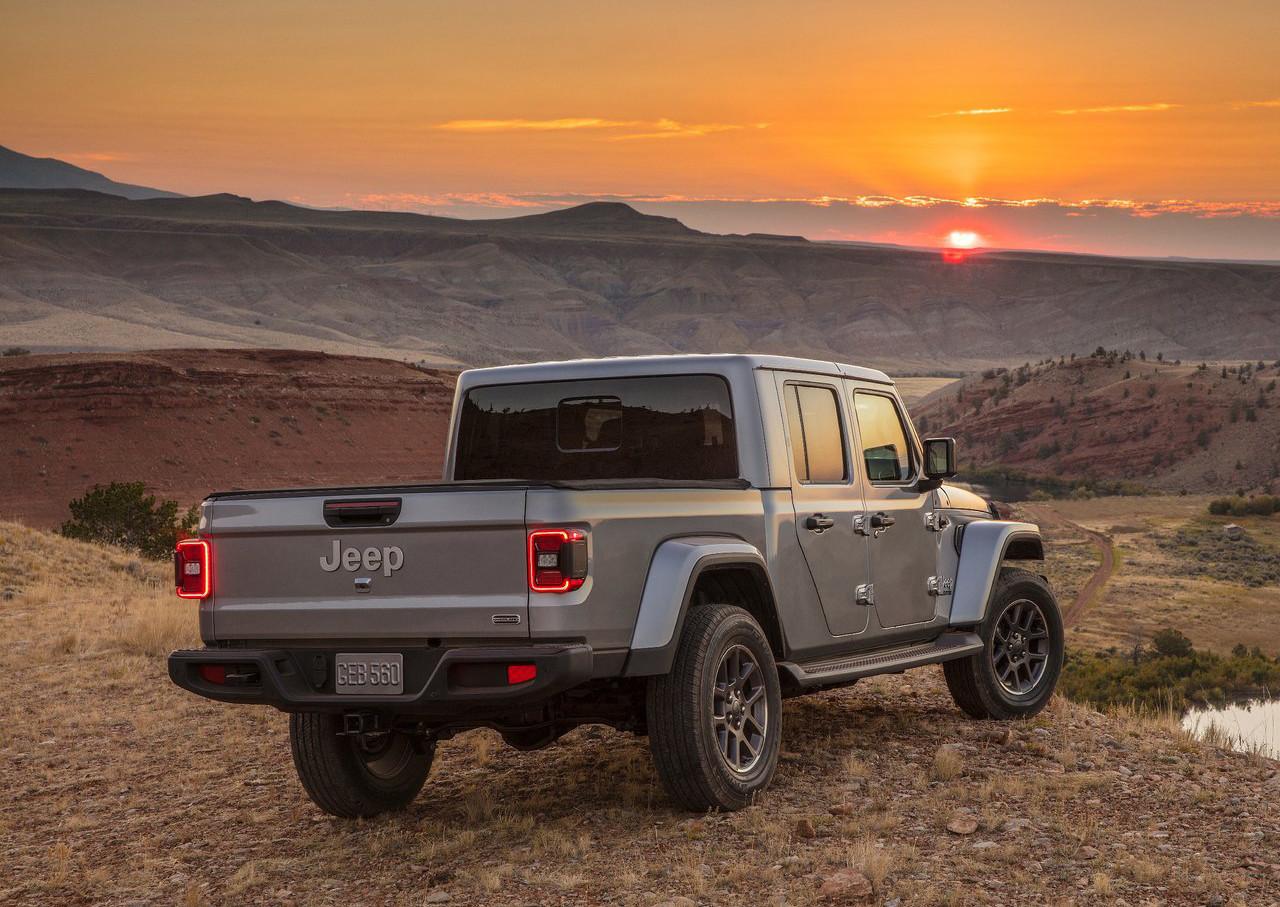 Foto de Jeep Gladiator 2020 (46/51)