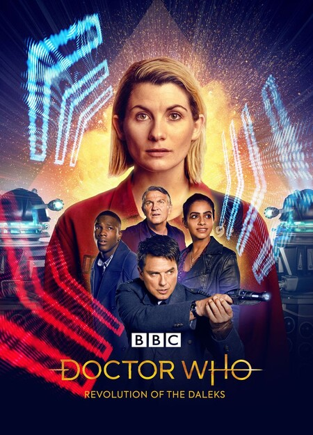 Doctor Who Holiday Special Poster