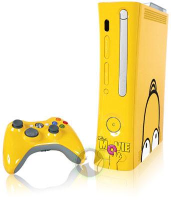 Xbox 360 edición especial Simpsons