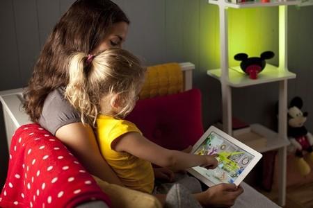 philips disney lámpara lectura mickey bloom