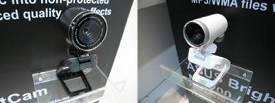 Webcams de Asus