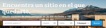 airbnb web