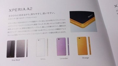 Se filtra imagen del Sony Xperia Z2 Compact bajo un nuevo nombre ¿Xperia A2?