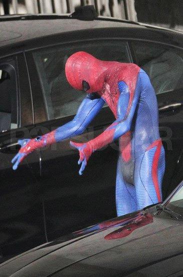 Foto de 'Spider-Man' de Marc Webb, nuevas fotos del rodaje (5/17)